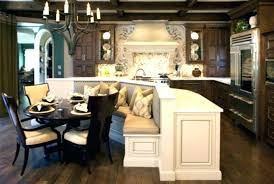 kitchen island design with seating curved kitchen island impressive curved kitchen island designs
