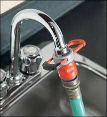 kitchen faucet hose adapter indoor faucet adapter valley tools