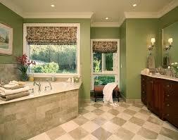 badezimmer mit eckbadewanne badezimmer streichen ideen grün eckbadewanne cores nas paredes