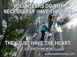 I Volunteer Meme - volunteers women s service day
