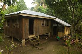 Bahay Kubo Design And Floor Plan by Bamboo House In Traditional Design This Bahay Kubo Is A Of