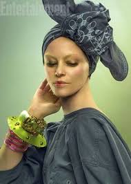 Effie Halloween Costume Effie Trinket Hunger Games Mockinjay Bandana Headscarf Drag