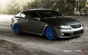 isf lexus jdm lexus is f sedan w 20 u2033 ace mesh 7 wheels blog acealloywheel