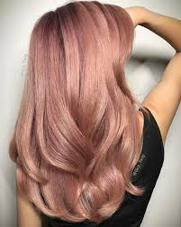 rose gold hair color so gorgeous subtle rose gold hair by guy tang on instagram