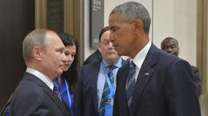 Putin Obama Meme - obama and putin s death stare at g20 triggers hilarious photoshop