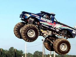 monster truck jam 2013 image monster truck bigfoot 2013 jpg monster trucks wiki