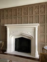 english u0026 gothic stone fireplace mantels bt architectural stone