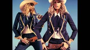 chic ways to wear the cowgirl fashion style youtube