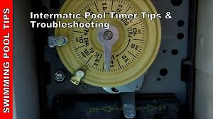 Intermatic 24 Hr Outdoor Timer by Intermatic Pool Timer Tips U0026 Troubleshooting Youtube