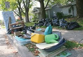large trash collection week nears the edwardsville intelligencer