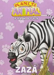 Fabuloso Planeta animal: Filhotes - Solapa média com 8 livros @XD71