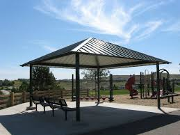 Sheridan Grill Gazebo by Wildcat Mountain Elementary