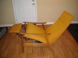 Milo Baughman Recliner Atomic Amour Milo Baughman For Thayer Coggin Lounge Chair
