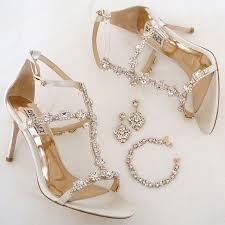 wedding shoes badgley mischka badgley mischka cascade ivory wedding shoes 2551874 weddbook