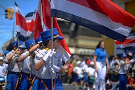 Costarican Flag What Is Juan Santamaría Day U2013 The Tico Times Costa Rica News
