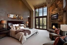 gemütliche schlafzimmer gemütliche und komfortable schlafzimmer mit kamin