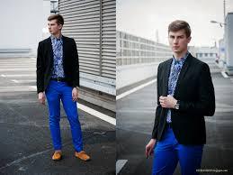 men u0027s black blazer blue paisley dress shirt blue dress pants