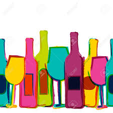 cartoon alcohol bar clipart alcohol bottle pencil and in color bar clipart