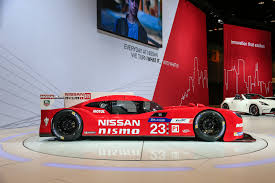 Nissan Nismo Gtr 0 60 The Nissan Gt R Lm Nismo Winning By Losing At Le Mans