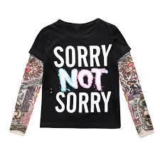 online buy wholesale tattoo long sleeve from china tattoo long