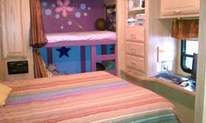 Camper Bunk Bed Sheets by Rv Renovation Update Clan Of Parents