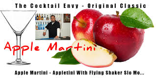 martini red apple martini appletini recipe youtube