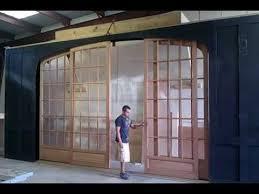 Exterior Pocket Door Custom Exterior Pocket Doors