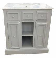 Bathroom Vanities With Marble Tops Marble Vanity Unit Home Furniture U0026 Diy Ebay