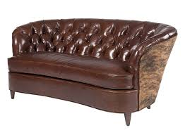 western leather sofa top tight back leather sofa sf4 tight back jean michel frank style