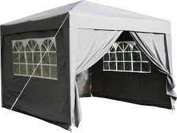 Steel Pop Up Gazebo Waterproof by Amazon Co Uk Gazebos Parasols Canopies U0026 Shade Garden U0026 Outdoors
