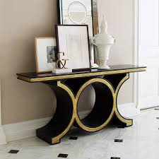 Black Console Table 7 Black Console Table Ideas