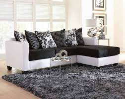 sofa design magnificent american freight sectionals black