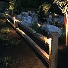 Landscape Lighting Distributors Cast Craftsman Series Bronze Deck Light Landscape Lighting
