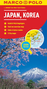 Harbin China Map by Japan Korea Marco Polo Map Marco Polo Maps Amazon Co Uk Marco