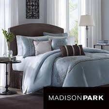 Madison Park Duvet Sets Madison Park Brussel 7 Piece Comforter Set Modern Comforters