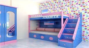 Bunk Beds With Wardrobe Get Modern Complete Home Interior With 20 Years Durability Cavin