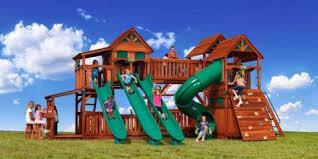 Backyard Playground Slides by Ultimate Playsets Inc In Englewood Co Nearsay