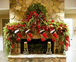 christmas mantel 35 beautiful christmas mantels style estate