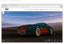 2015 mustang customizer mustang instatestride digital advert by blue hive rome