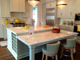 kitchen island breakfast table kitchen island tables ideas modern table design