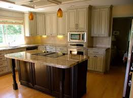 Beautiful Kitchen Cabinets Makeover With Paint To Decorating - Oak kitchen cabinet makeover