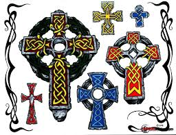 celtic cross tattoo designs for brothers real photo pictures