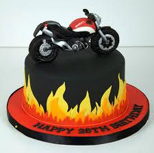 flame ducati motorcycle cake toronto sugar free dads and sugaring