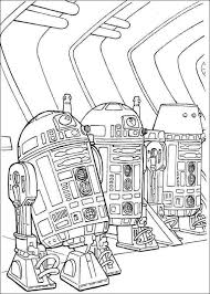 film star wars bb8 coloring page films
