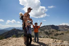 Utah travel with kids images Family friendly hikes in utah near salt lake city jpg