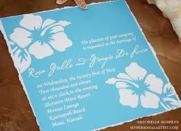 hawaiian themed wedding invitations breathtaking hawaiian themed wedding invitations 46 on simple