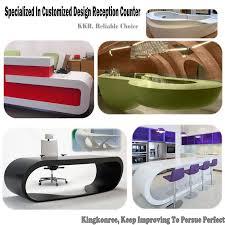 Reception Desk Size by Front Desk For Beauty Salon Prices Small Office Desks Size Buy