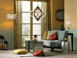 decorative table accents modern moroccan living room decor