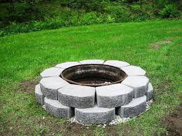 Menards Firepit by Menards Retaining Wall Blocks U2014 Jen U0026 Joes Design Purposeful
