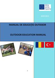 manual de educatie outdoor